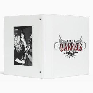 Both Barrels Binder
