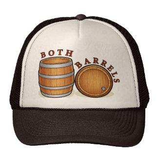 Both Barrels Hat