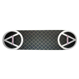 both ends by j3ll3yboards skateboard deck