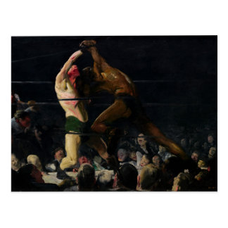 Both Members of This Club George Bellows Postcard
