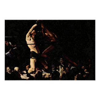 an interpretation of both members of this club a painting by george bellows George bellows's great boxing paintings stag at sharkey's (1909) and both members of this club (1909) have always been regarded as realist pictures.