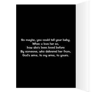 Both Mother's Love (Adoptive and Birthmom) Card