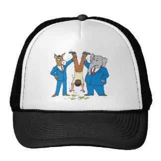 Both Parties Suck Mesh Hat