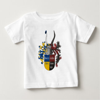 Both sides of Heraldry Baby T-Shirt