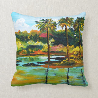 Both Sides of Paradise Pillow