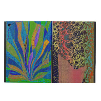 both ways abstract designs by alanart cover for iPad air