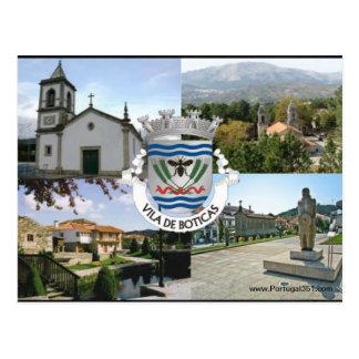 Boticas Postcard