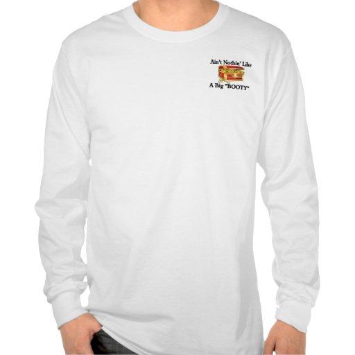 """BOTÍN grande "" Camiseta"