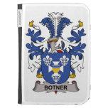 Botner Family Crest Kindle Cover