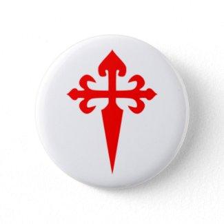 Boto S. Jacobi Compostellae button