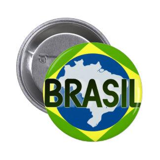 Botom Brazil 002 2 Inch Round Button