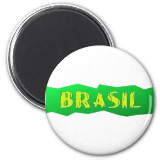 Botom Brazil 003 2 Inch Round Magnet