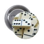 Botón 005 de los dominós pin