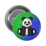 Botón 02 de la panda pin