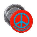 Botón 02 de la paz pins