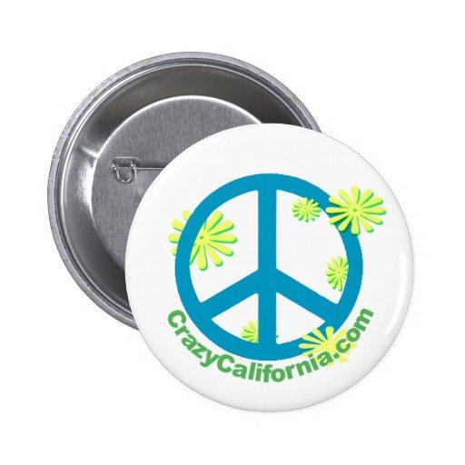 Botón 04 de la paz pins
