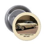 Botón 1953 de Chevy BelAir Pins