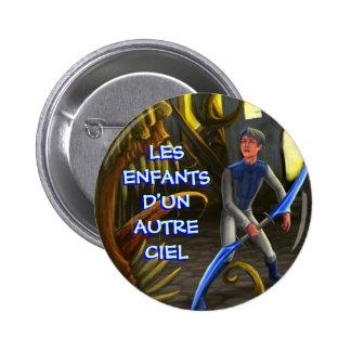 Botón 1 de EAC Pin Redondo De 2 Pulgadas