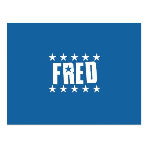 Botón 1 de Fred Postales