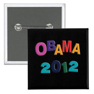 Botón 2012 del imán del alfabeto del refrigerador  pin