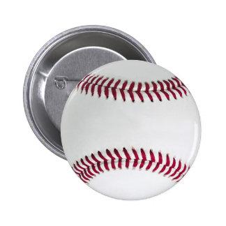 Botón #2 del béisbol pin redondo de 2 pulgadas