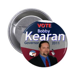 Botón 2 del voto BK Pins