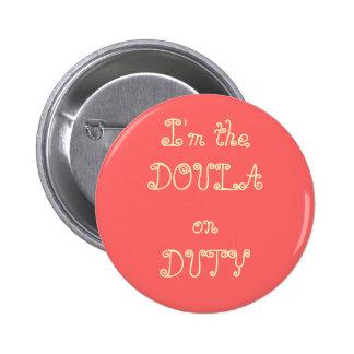 Botón 3 de Doula Pin