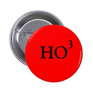 Botón 3 del día de fiesta HO Pin