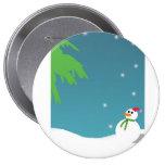 Botón 3 del navidad pin