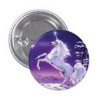 Botón 3 del unicornio pin