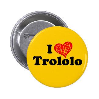 Botón $5,95 de los colectores de Trololo Pin