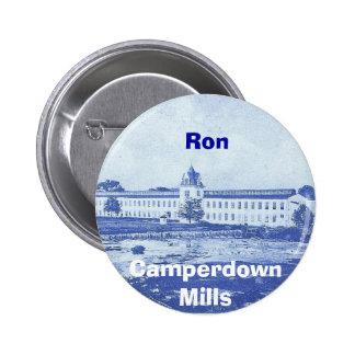 Botón adaptable #1 de Camperdown Pin Redondo De 2 Pulgadas