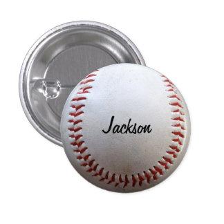 Botón adaptable del softball pin