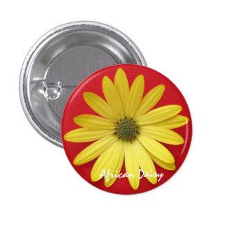 Botón amarillo/Pin de la margarita