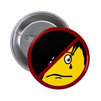 Botón anti del Emoticon de EMO