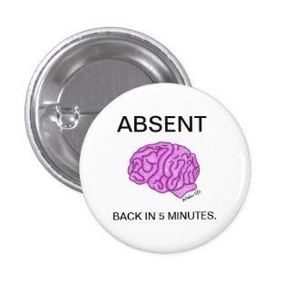 """Botón """"ausente"""""""