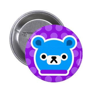 Botón - Balbo Pin Redondo De 2 Pulgadas