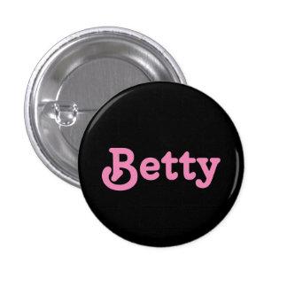 Botón Betty