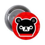 Botón - Blazz Pin Redondo De 2 Pulgadas