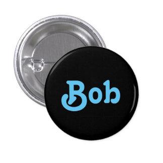 Botón Bob Pin Redondo De 1 Pulgada