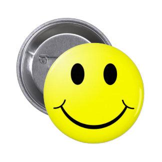 Botón: Botón sonriente de la cara