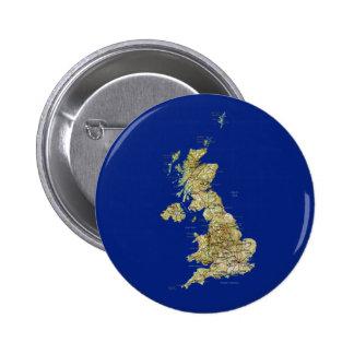 Botón BRITÁNICO del mapa
