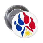 Botón canino filipino