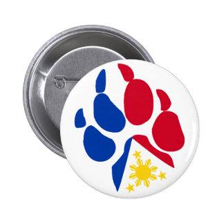 Botón canino filipino pin
