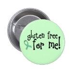 Botón celiaco libre del gluten