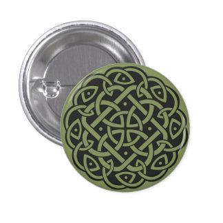 Botón céltico del nudo