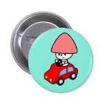 Botón - coche - BlueBack