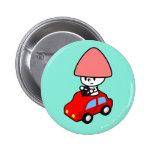 Botón - coche - BlueBack Pin