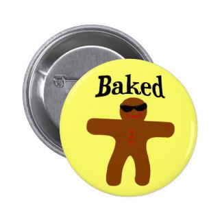 Botón cocido pin