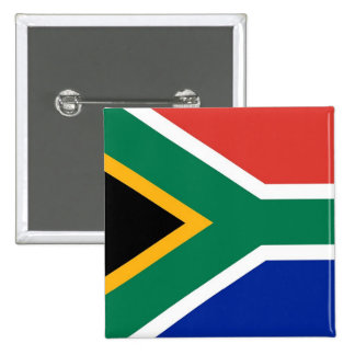 Botón con la bandera de Suráfrica